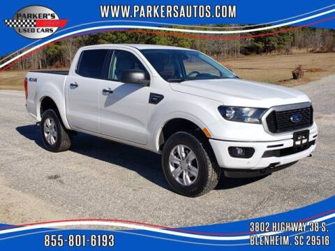 2019 Ford Ranger for sale at Parker's Used Cars in Blenheim SC