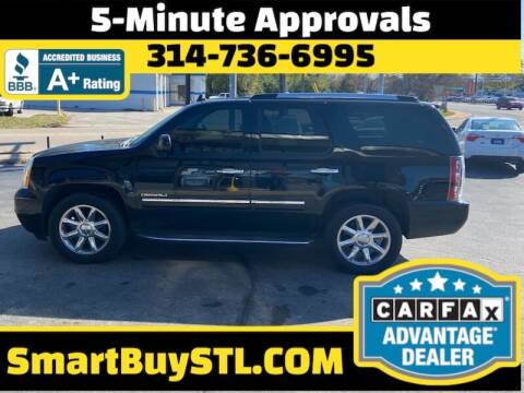 2011 GMC Yukon for sale at Smart Buy Car Sales in St. Louis MO