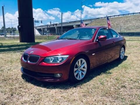 2011 BMW 3 Series for sale at Venmotors LLC in Hollywood FL