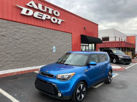 2016 Kia Soul for sale at Auto Depot - Nashville in Nashville TN