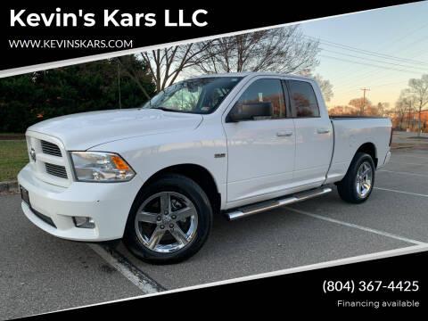 2012 RAM Ram Pickup 1500 for sale at Kevin's Kars LLC in Richmond VA