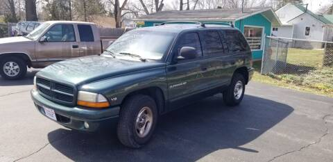 1999 Dodge Durango for sale at Big Deal LLC in Whitewater WI