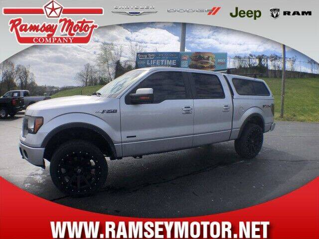 2011 Ford F-150 for sale at RAMSEY MOTOR CO in Harrison AR
