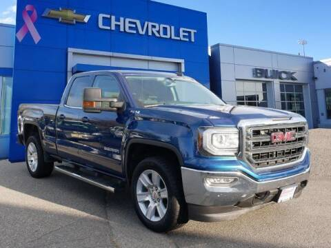 2017 GMC Sierra 1500 for sale at Bellavia Motors Chevrolet Buick in East Rutherford NJ
