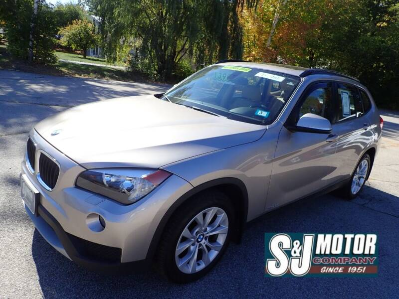 2013 BMW X1 for sale at S & J Motor Co Inc. in Merrimack NH