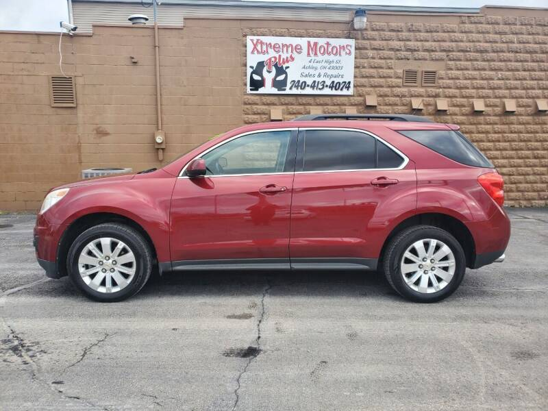 2010 Chevrolet Equinox for sale at Xtreme Motors Plus Inc in Ashley OH