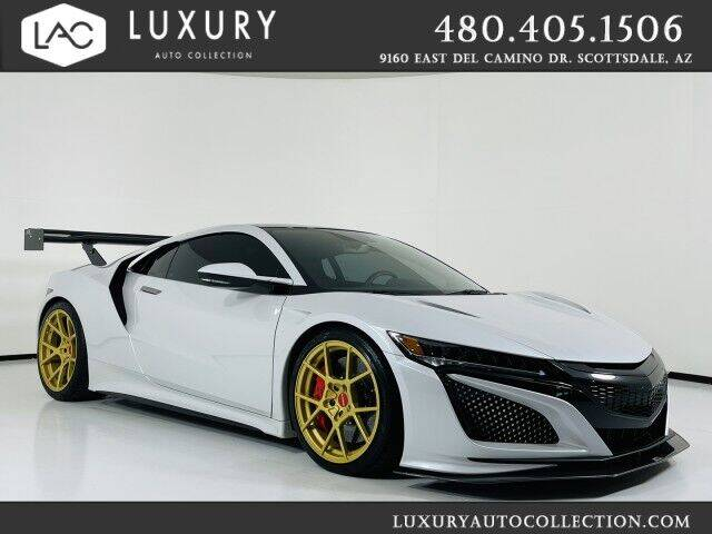 2018 Acura NSX for sale at Luxury Auto Collection in Scottsdale AZ
