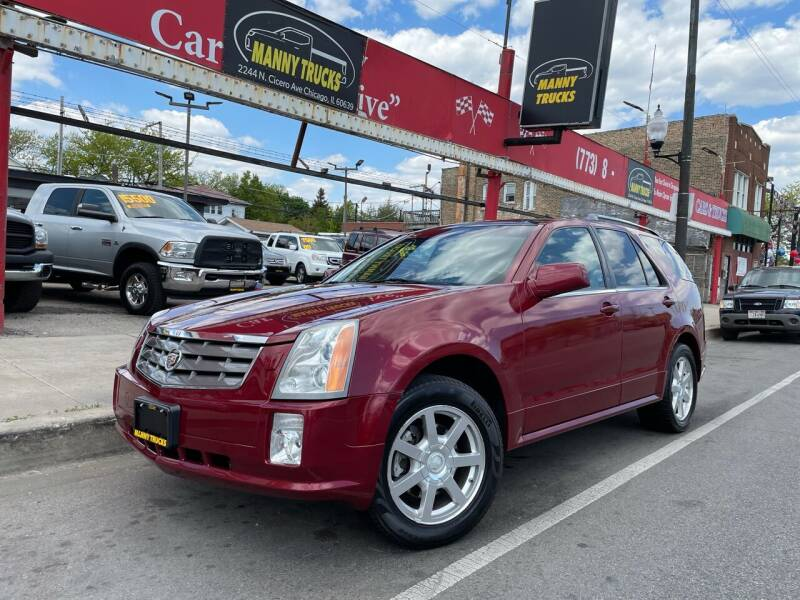 2005 Cadillac SRX for sale at Manny Trucks in Chicago IL