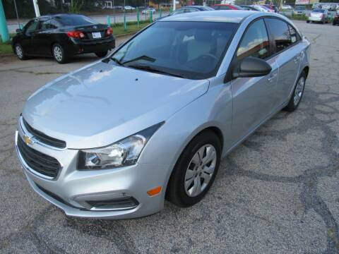 2016 Chevrolet Cruze Limited for sale at King of Auto in Stone Mountain GA