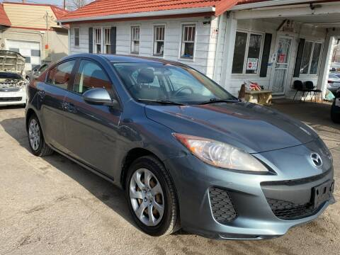 2013 Mazda MAZDA3 for sale at STS Automotive - No-Show in Denver CO