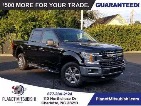 2018 Ford F-150 for sale at Planet Automotive Group in Charlotte NC