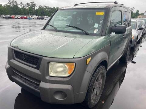 2003 Honda Element for sale at Sensible Choice Auto Sales, Inc. in Longwood FL