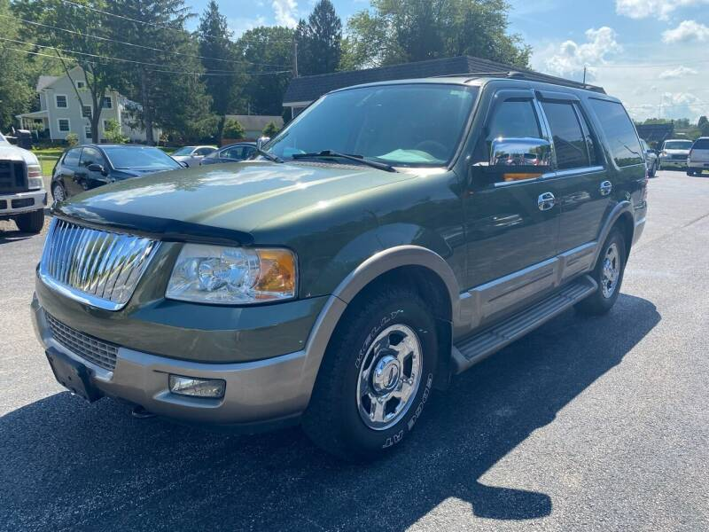 2003 Ford Expedition for sale at Erie Shores Car Connection in Ashtabula OH