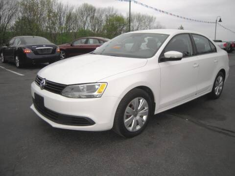 2012 Volkswagen Jetta for sale at 1-2-3 AUTO SALES, LLC in Branchville NJ