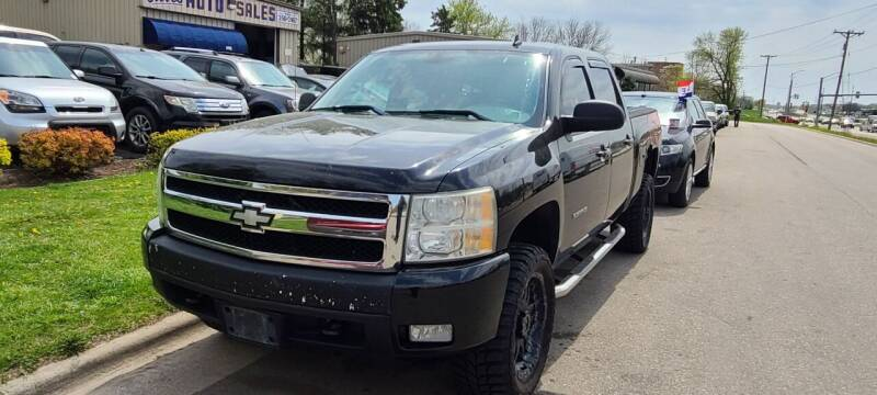 2008 Chevrolet Silverado 1500 for sale at Steve's Auto Sales in Madison WI