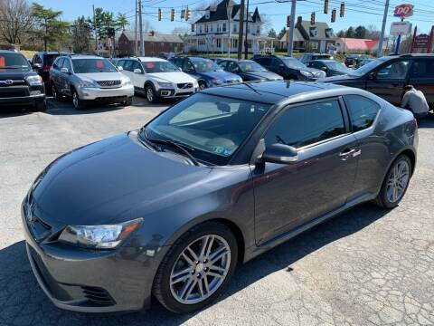 2012 Scion tC for sale at Masic Motors, Inc. in Harrisburg PA