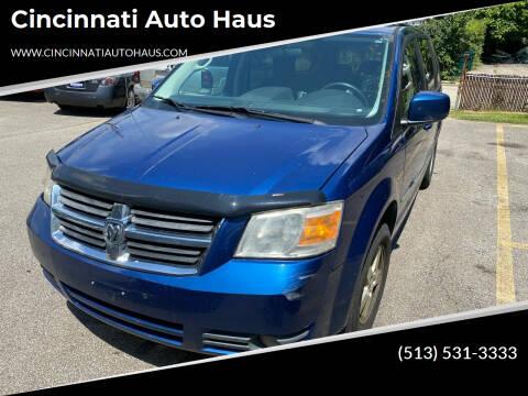 2010 Dodge Grand Caravan for sale at Cincinnati Auto Haus in Cincinnati OH