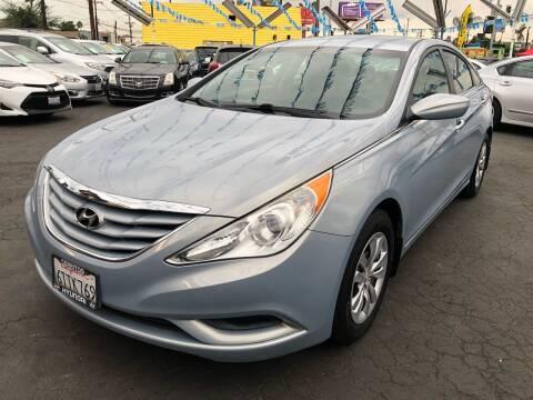 2012 Hyundai Sonata for sale at Plaza Auto Sales in Los Angeles CA