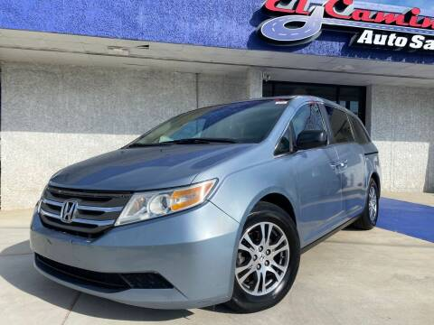 2011 Honda Odyssey for sale at El Camino Auto Sales Gainesville in Gainesville GA