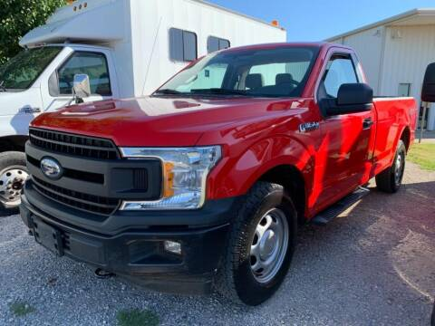 2018 Ford F-150 for sale at Lumpy's Auto Sales in Oklahoma City OK