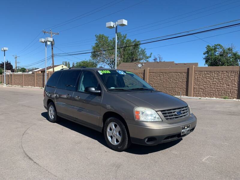 2005 Ford Freestar for sale at Berge Auto in Orem UT