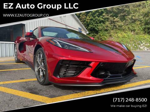 2021 Chevrolet Corvette for sale at EZ Auto Group LLC in Lewistown PA