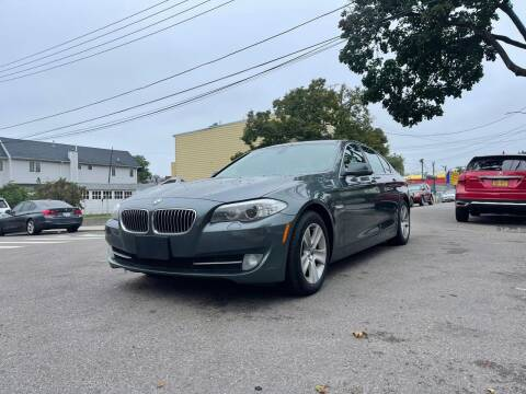 2012 BMW 5 Series for sale at Kapos Auto, Inc. in Ridgewood NY