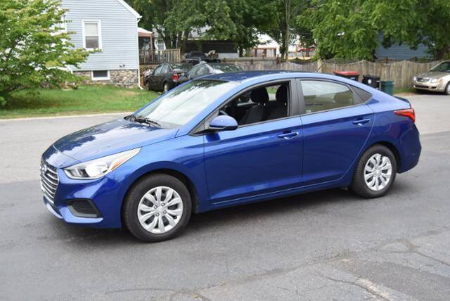 2019 Hyundai Accent for sale at Absolute Auto Sales, Inc in Brockton MA