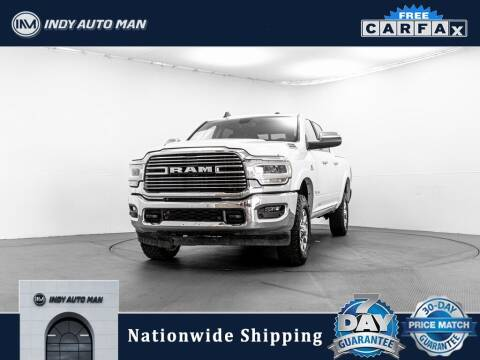 2019 RAM Ram Pickup 2500 for sale at INDY AUTO MAN in Indianapolis IN