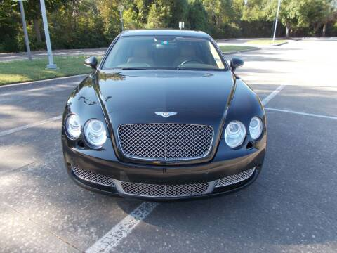 2006 Bentley Continental for sale at ACH AutoHaus in Dallas TX