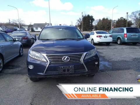 2015 Lexus RX 350 for sale at Marino's Auto Sales in Laurel DE