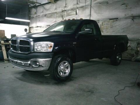 2007 Dodge Ram Pickup 2500 for sale at MICHAEL J'S AUTO SALES in Cleves OH