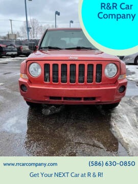 2008 Jeep Patriot for sale at R&R Car Company in Mount Clemens MI