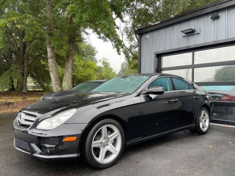 2011 Mercedes-Benz CLS for sale at Luxury Auto Company in Cornelius NC