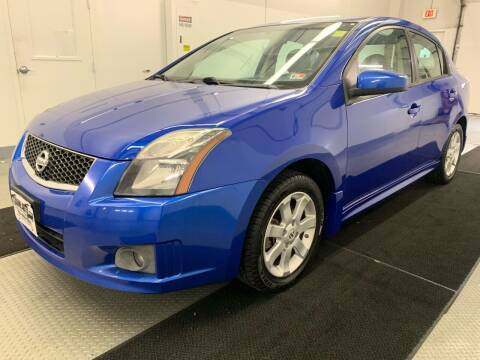 2011 Nissan Sentra for sale at TOWNE AUTO BROKERS in Virginia Beach VA
