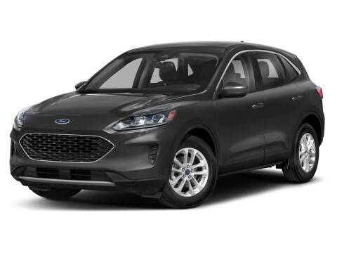 2021 Ford Escape for sale at Moser Motors Of Portland in Portland IN