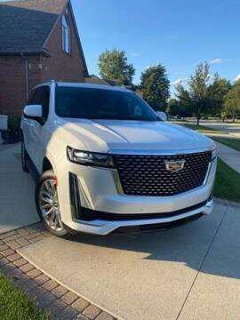 2021 Cadillac Escalade for sale at SOUTHFIELD QUALITY CARS in Detroit MI