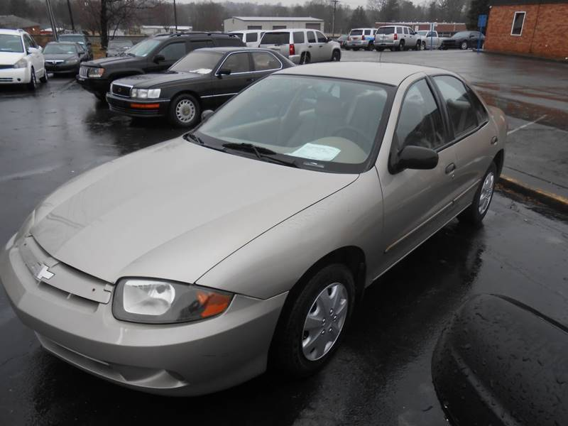 2003 Chevrolet Cavalier for sale at Granite Motor Co 2 in Hickory NC