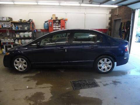2009 Honda Civic for sale at East Barre Auto Sales, LLC in East Barre VT