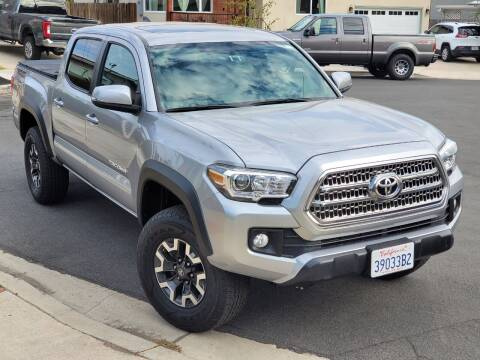 2016 Toyota Tacoma for sale at Gold Coast Motors in Lemon Grove CA
