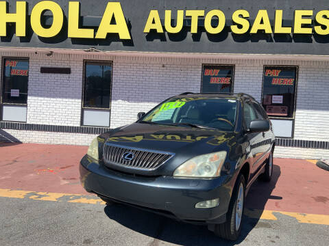 2004 Lexus RX 330 for sale at HOLA AUTO SALES CHAMBLEE- BUY HERE PAY HERE - in Atlanta GA