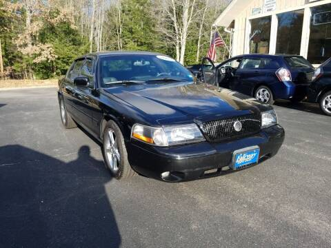 2003 Mercury Marauder for sale at Fairway Auto Sales in Rochester NH