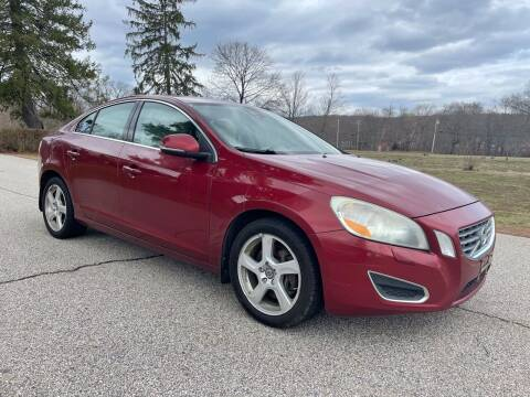 2012 Volvo S60 for sale at 100% Auto Wholesalers in Attleboro MA