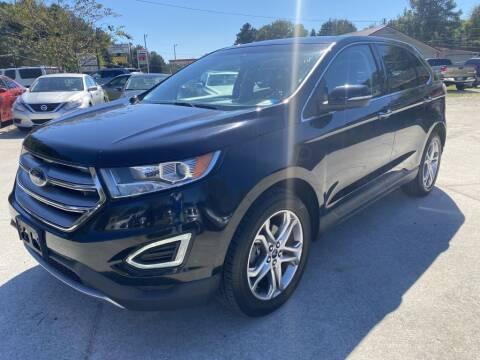 2016 Ford Edge for sale at Auto Class in Alabaster AL