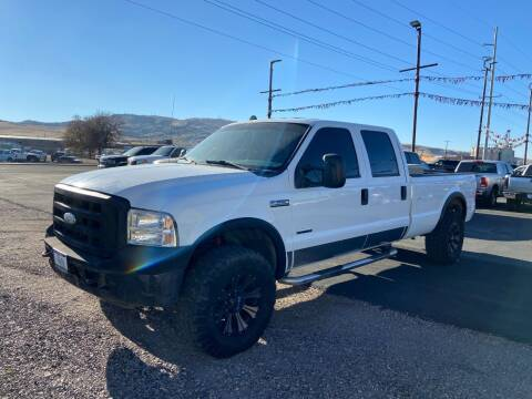 2007 Ford F-250 Super Duty for sale at Auto Image Auto Sales in Pocatello ID