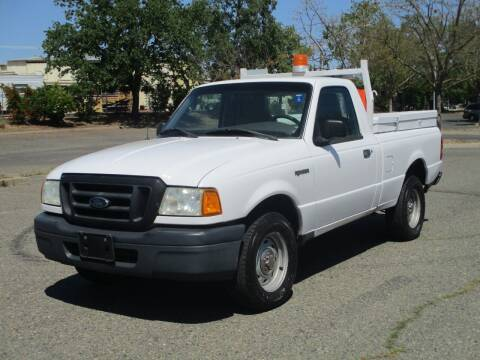 2005 Ford Ranger for sale at General Auto Sales Corp in Sacramento CA