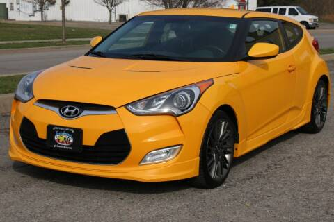 2013 Hyundai Veloster for sale at Great Lakes Classic Cars & Detail Shop in Hilton NY