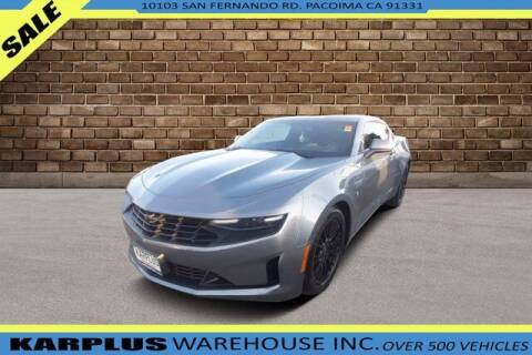 2019 Chevrolet Camaro for sale at Karplus Warehouse in Pacoima CA