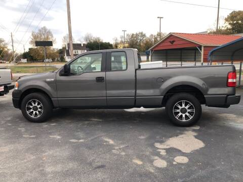 2008 Ford F-150 for sale at Mac's Auto Sales in Camden SC