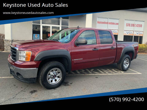 2009 GMC Sierra 1500 for sale at Keystone Used Auto Sales in Brodheadsville PA